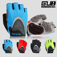 GEL adult Road Bike Bicycle Gloves Breathable Half Finger Mountain Bike MTB Cycling Gloves For kids men women S-XL