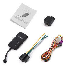 Mini GPS GPRS Tracker SMS Network Bike Car Motorcycle Monitor GPS Locator HR AH208