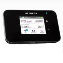Unlocked Netgear Aircard AC810S 4G LTE Cat11 Mobile Hotspot 600Mbps WiFi Router