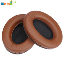 Binmer 2016 New Arrival High Quality Replacement Ear Pads Cushion for Bose Quiet Comfort QC15 QC2 AE2 Headphones Brown Jun27