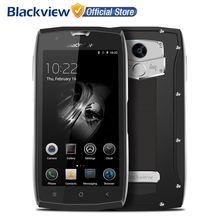 Blackview BV7000 Pro 4G Mobile Phone 5.0 inch FHD MTK6750T Octa Core Android 6.0 4GB RAM 64GB ROM 13MP Waterproof IP68 Cellphone