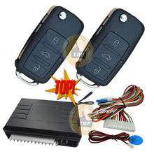 TOP keyless entry is with VW OEM remote shell fire resistance material central lock automatication HAA car blade key CE passed