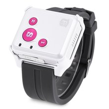 Mini GPS/GSM/GPRS Tracker Watch SOS Communicator Tracking Device Security Anti-theft Alarm for Kids Child Elderly Car US Plug