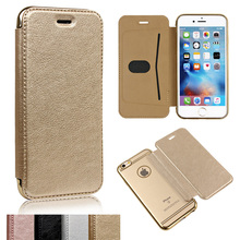 PU Leather Case For Samsung Galaxy J5 J7 2016 A3 A5 A7 2016 Note 5 4 S6 S7 Edge Clear Cover Wallet For iPhone 6 6s 7 Plus 5s SE