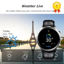 2017 best quality Smartwatch Phone Android 5.1 3G Quad Core 2GB RAM 16GB ROM WIFI GPS BT 4.0 Smart Watch phone watch(China)