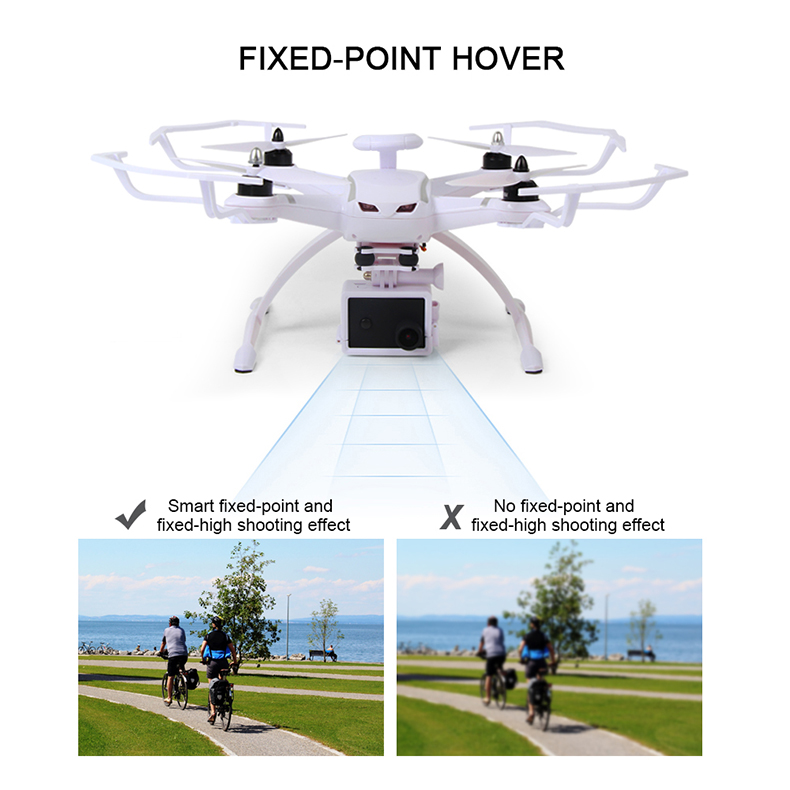 AOSENMA CG035 RC Helicopters WIFI Drone with Camera HD 1080P Quadcopter Gimbal GPS Brushless Motor Follow Me Mode -6