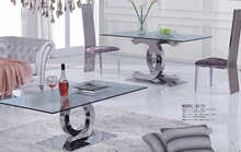 Dining table set cheap modern dining tables included coffe table