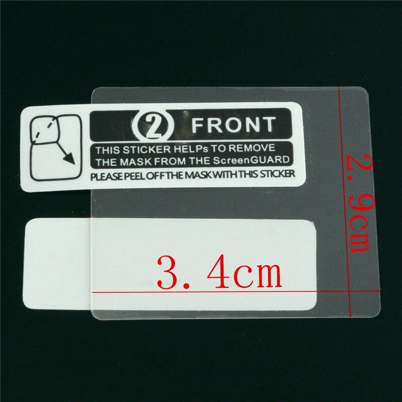 6pcs Anti-Scratch Clear Film Guard Skin Screen ProtectorFor Fitbit Blaze Smart Watch