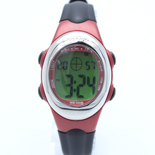 XONIX Accurate Personality Simple Waterproof Sports Watch Electronic Watch Female Band Laser Films ADA