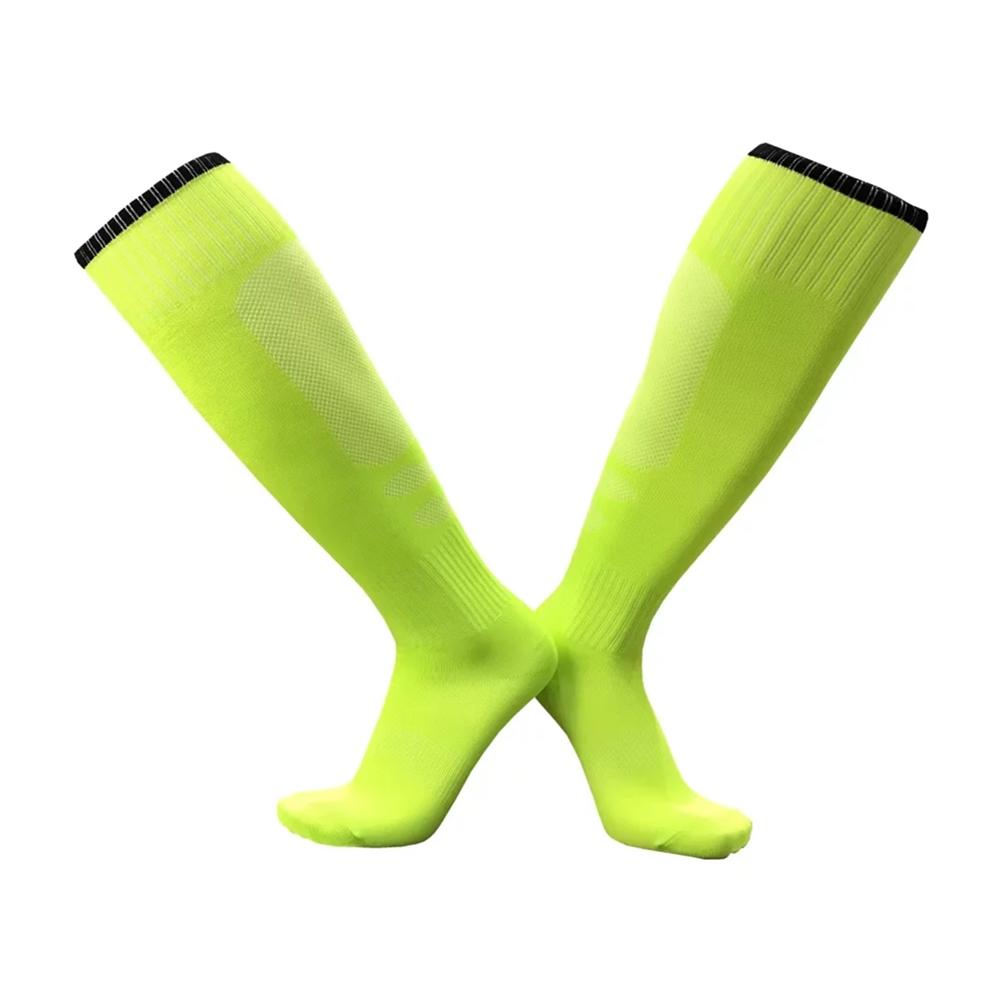 17 sport socks football soccer socks Cycling running men kids boys long towel socks basketball sox medias de futbol non-slip 3