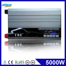 5000W DC 12V to AC 220V Car Pure Sine Wave Power Inverter Converter Car Charger (10000W Peak Power)(China)
