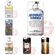 For Galaxy Y S5360 Note 3 Neo Ace Nxt Plus On5 On7 On8 2016 For Amazon Fire Covers Absolute Vodka Bottle