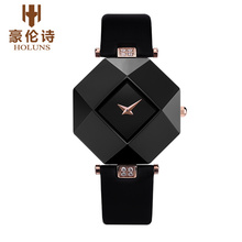 HOLUNS LL001 Watch Geneva Brand ice watches ladies Korean fashion trends women ceramic quartz watch relogio feminino