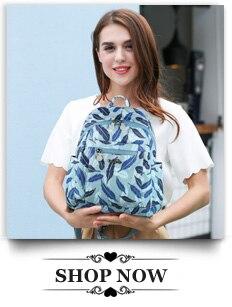 Findpop Mode Casual Sac À Dos Femmes 2018 Nouveau Étanche Mini Sac À Dos Pour Femmes Toile Floral Imprimé Petit Sac À Dos Pour Filles 30