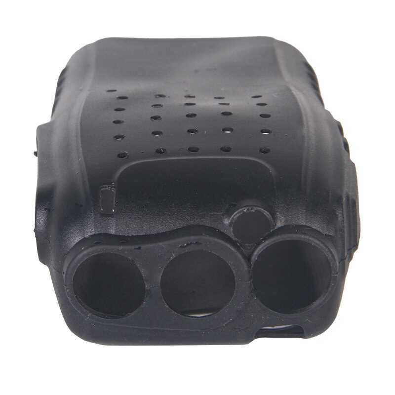 ft Rubber Silicon Case Holster Walkie Talkie Holster For Baofeng BF-888S 888S Retevis H777 H-777 2 Way Radio J9104H (1)