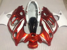 Custom Motorcycle Fairing kit for SUZUKI GSX650F 08 09 10 GSX 650F 2008 2009 2010 GSX650 F White Orange Fairings set SD04