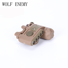 Airsoft Accessories Element Helmet Light Ver.2 For Military Helmet Army Men Cycling Outdor Sports Skate Hunting(China)