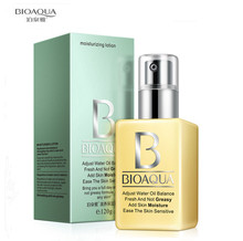 BIOAQUA Brand Natural Skin Care Cream Face Lotion Moisturzing Oil Balance Brighten pores minimizing 50g Men Facial Cream