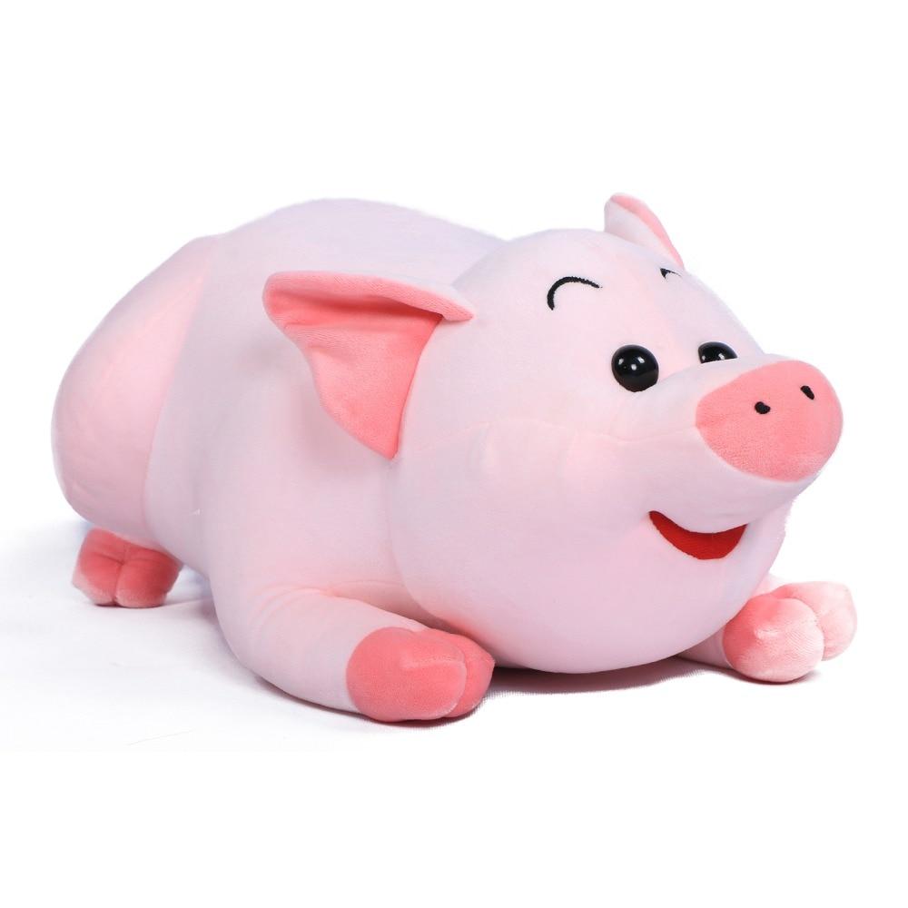 JOYFAY 2017 New 20 Pink Fat Stuffed Pig 50cm Plush Toy Birthday Christmas Gift Christmas<br><br>Aliexpress