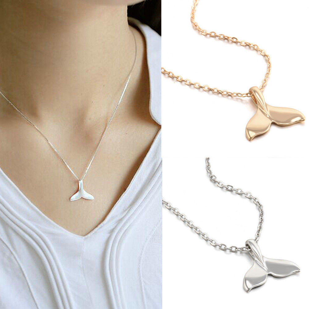 Precioso collar delf/ín de resina Colgante original de estilo tribal medall/ón delf/ín con cadena ajustable.