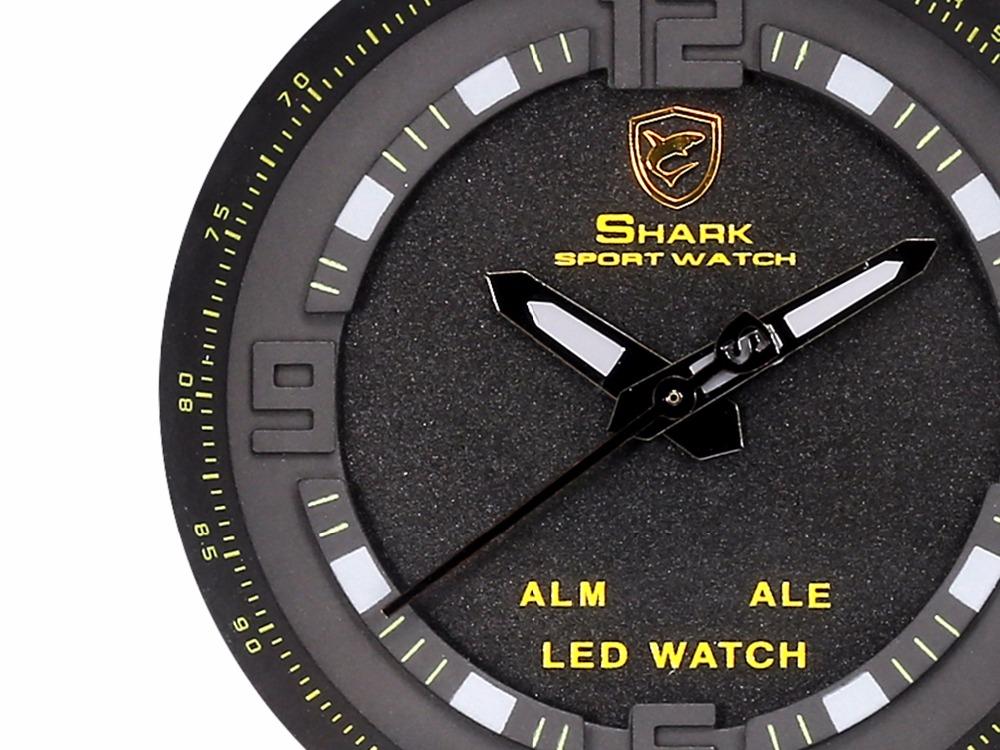 Luksuslik käekell Shark meestele