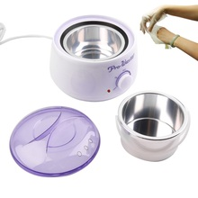 500ML Paraffin Waxing Heater & Wax Warmer Pot Hair Remover - Paraffin-wax Therapy Depilatory Salon Beauty Tool