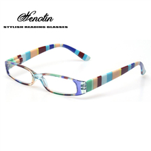 Reading Glasses Eyeglasses With Floral Design Fashion Readers for Men and Women, Spring Hinged Flower Print