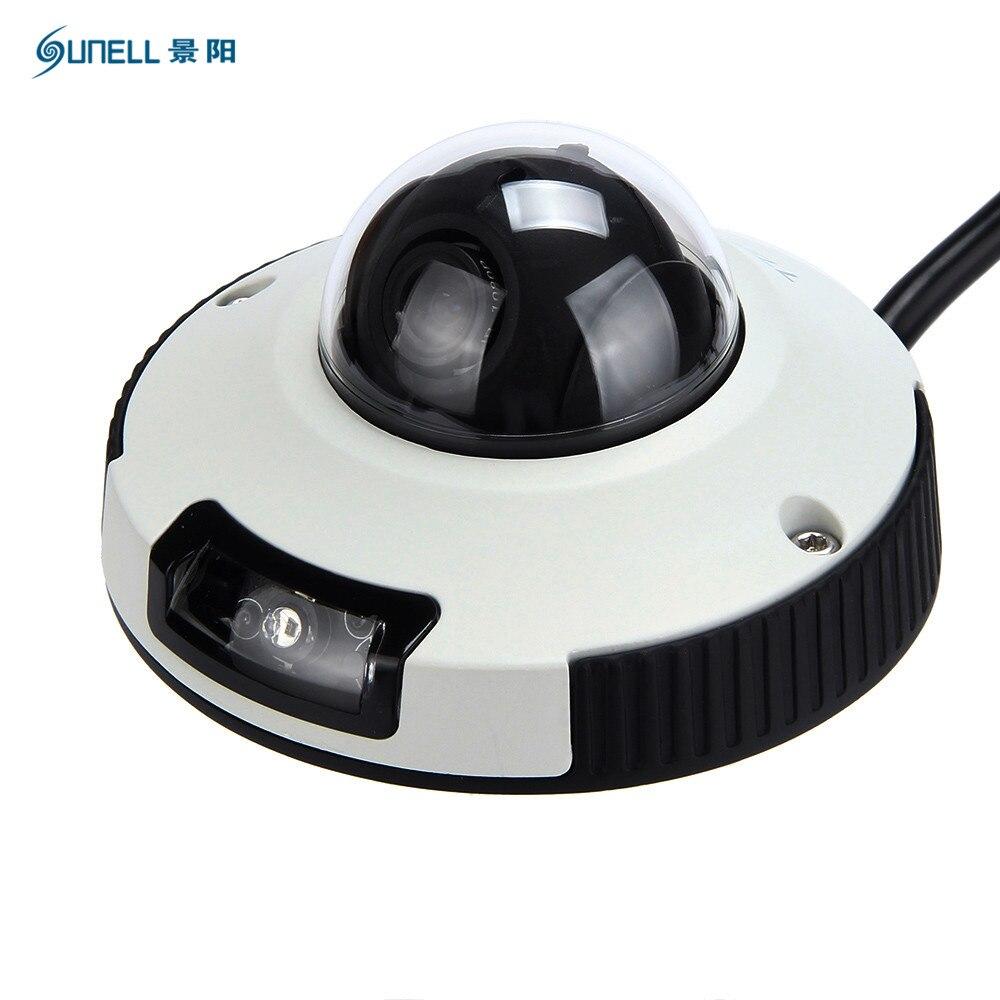 SUNELL SN-IPV54/03ZDR(II) CCTV Surveillance Home Security Indoor Outdoor Day Night Dome Camera 1.3MP CMOS 6-7M IR Range IP CAM<br><br>Aliexpress