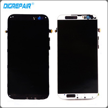 White Black Gold LCD Display Touch Screen Digitizer full Assembly with Bezel frame Assembly Replacement Part For HTC One M8