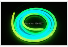 AC 110V RGB LED Neon Light Flex flexible strip 5050 smd RGB color,60leds/m; Waterproof IP68