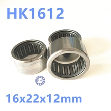 HK1612 16x22x12 TLA1612Z Needle Bearings 16mm/22mm/12mm RHNA162212 for 16mm shaft 16x22x12mm