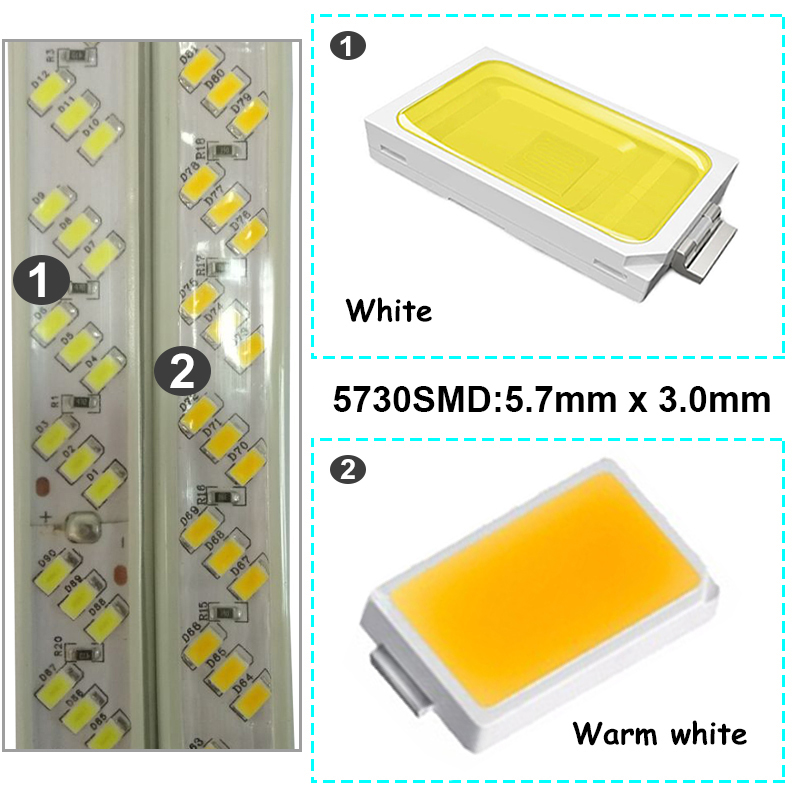 2-waterproof led