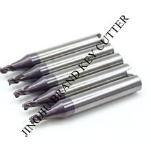 End milling cutter W101 2.5mm D709238ZB carbide end mill for SILCA VIPER key cutting machines(5pcs/lot)