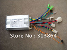 Free Shipping GREENTIME 36V/48V 350W/250W BLDC motor controller E-bike brushless speed controller