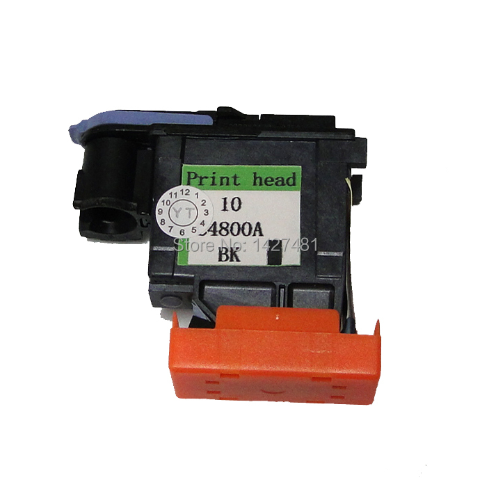 One of them C4800A C4801A C4802A C4803A For HP10 print head for HP 10 for HP Designjet Colorpro CAD/GA/2000/2000CN/2500c/2500cm<br><br>Aliexpress