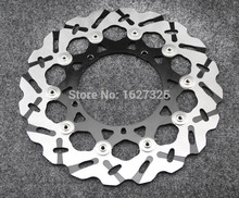 Brand new Motorcycle Rear Brake Disc Rotors For YAMAHA FZ1(2D1)(Naked)/FZ1 Fazer (3C3) Half fairing(Non ABS) 06-10 Universel(China)