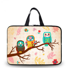 Night Owl Soft Neoprene 10, 11.6 ,13, 13.3, 14,15, 15.6, 17, 17.3 Inch Universal Laptop Sleeve Bag Case Computer Cover Pouch