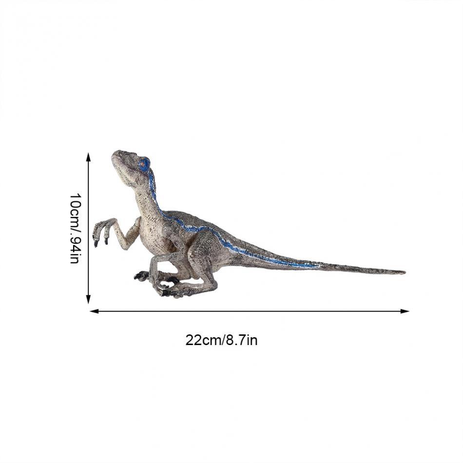 Réapparaissent Mosasaurus Dinosaure Figurines Jurassic jouets haute de simulation Real Feel