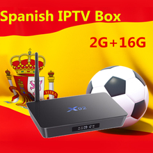 Buy X92 android tv box 16GB Rom Amlogic S912 Spain Spanish IPTV Swedish Nordic Live+VOD 1 Year iptv subscription IP TV smart tv Box for $83.95 in AliExpress store