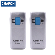 CHAFON TK4100 EM4200 125KHz rfid bluetooth reader 8 digit Hex support IOS Win 7\Win 10 Android system(China)