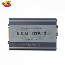 DHL free ship New Version Fly VCM IDS 3 OBD2 Diagnostic Scanner Tool for Ford & For Mazda VCM