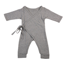 Baby Romper Autumn Long Sleeve Newborn Infant Baby Boy Girl Kids Cotton Romper Jumpsuit Cute Baby Clothes Cotton Outfit(China)