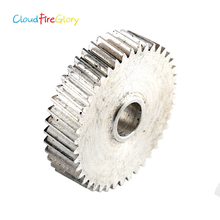 CloudFireGlory For VW Touareg 2008 2009 2010 For Audi A4 B6 B7 A6 Seat Height Adjust Motor Wheel Gear Left Metal Teeth 7L0959111(China)