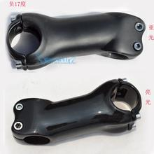 Buy logo UD Carbon fiber bicycle stem road mtb bike Carbon stem angle 6 17 degree 70/80/90/100/110/120/130mm matte glossy for $21.21 in AliExpress store