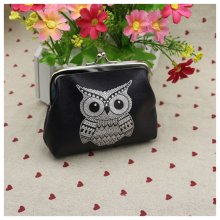 Womens Fashion Owl Wallet Card Holder Coin Purse Clutch Handbag