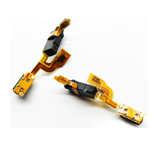 Original For Nokia Lumia 925 Mic Microphone Headphone Audio Earphone Jack with USB Charging Dock Port Flex Cable(China)