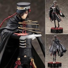 Anime Code Geass Action Figure Toys Uniform Lelouch V Britannia Brinquedos Model toys Gifts 25cm(China)