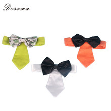 Pet Supplies Fashion Personality Pet Dog Cat Bow tie Strap Accessories Bowknot Neckties Doggy Accessories Puppy Bowties Grooming