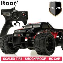 Huanqi 543 off-road RC Vehicle 1/10 Scale Large Tires Speed Remote Control Racing Car Cars Vehicles