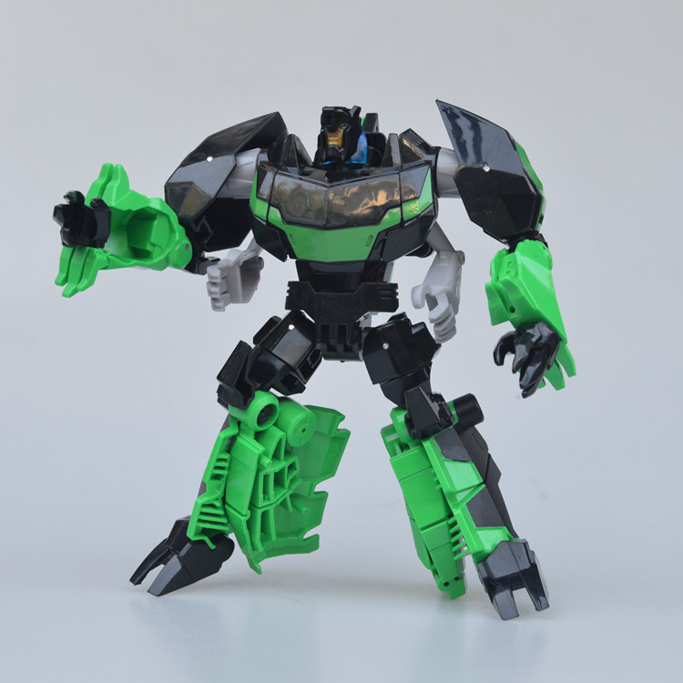Deformation toys king kong wei leader challenges to V bumblebee wire iron<br><br>Aliexpress
